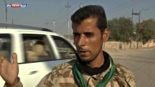 القوات العراقية تفتح طريق كركوك بغداد