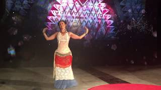 Iyf Belly Dance With Chinese Traditional Music At P8 In Changsha