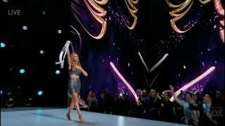 Miss Spain Angela Ponce walks stage as 1st trans woman to compete in Miss Universe