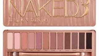 NAKED 3 URBAN DECAY REVIEW ESPAÑOL