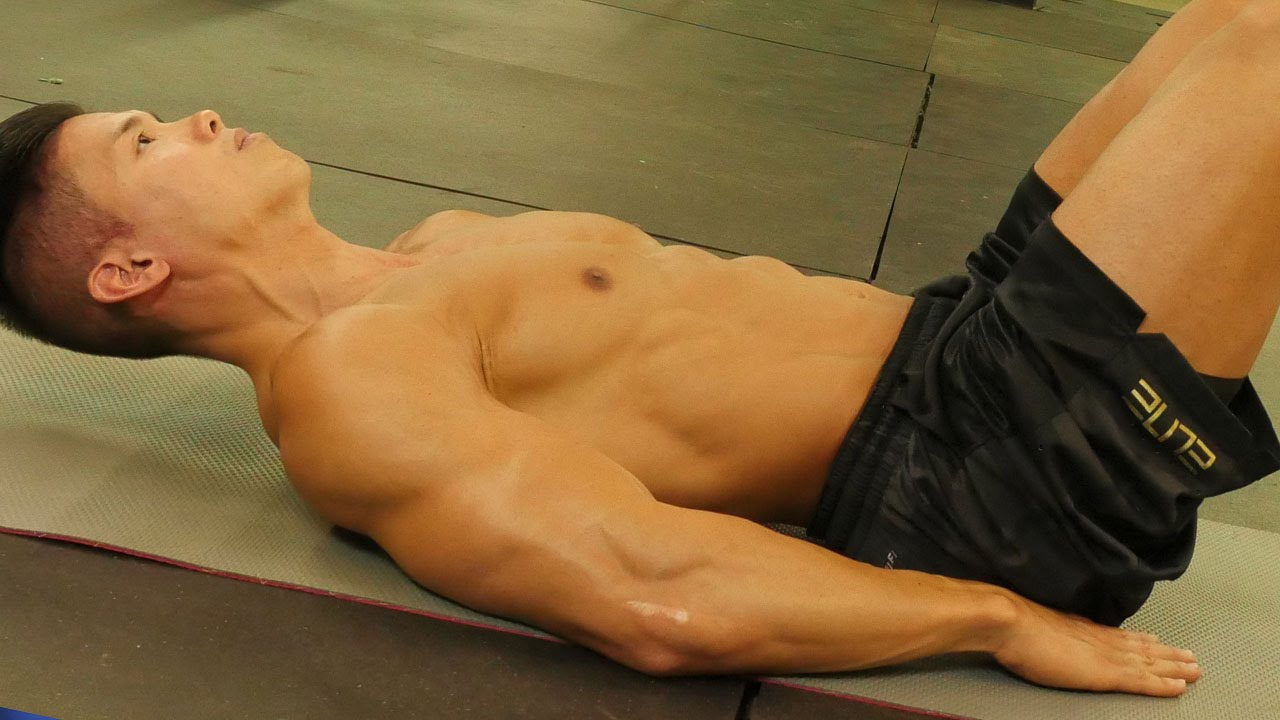 Ripped Lower Back Killer Lower Ab Workout