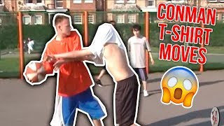 CONMAN T-SHIRT STREETBALL MOVES