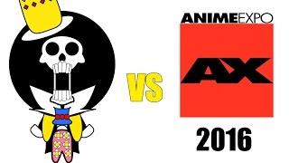 Brook Rocks Anime Expo 2016