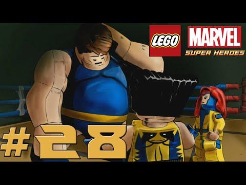 LEGO Marvel Super Heroes - Прохождение: Эпизод 28