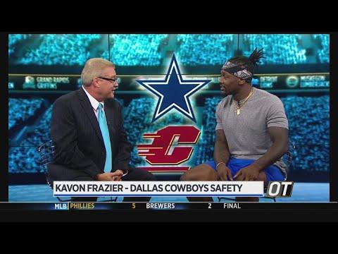 Sports OT: Frazier talks youth camp, NFL