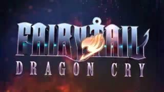 Fairy Tail Dragon Cry Trailer