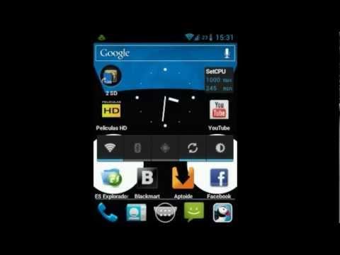 Convertir External_SD a sdcard en Lg optimus L3 [CyanogenMod 9][Sin programas]