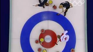 Finland vs Canada - Men's Curling Final - Turin 2006 Winter Olympic Games