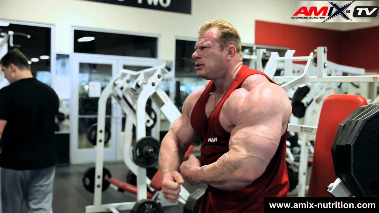 ct fletcher before steroids