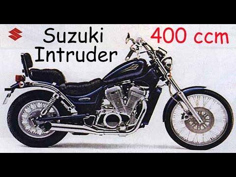 Suzuki Intruder 400!!!