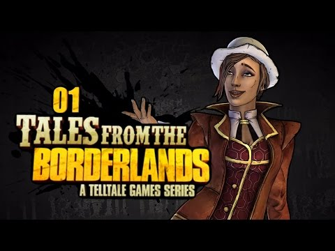 Zagrajmy w: Tales from the Borderlands #1 Tales from the Borderlands Episode 1 Gameplay PL