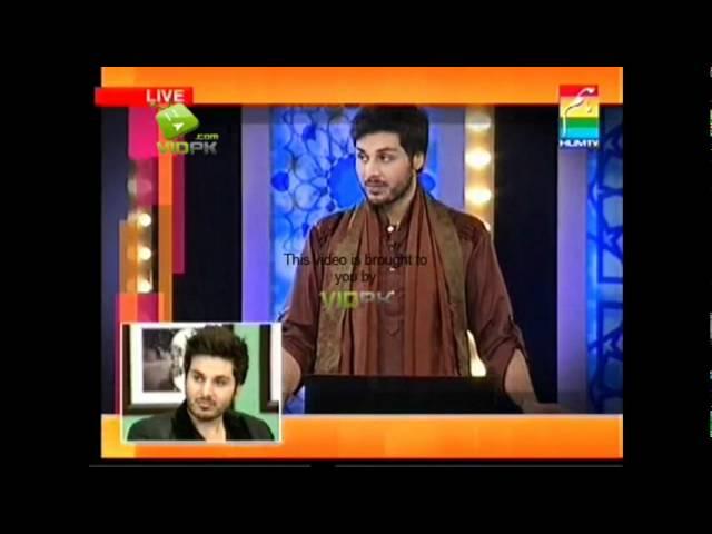 Ahsan Khan in Jago Pakistan Jago Part 1/3