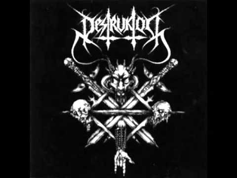 Destruktor - Fight Like The Devil
