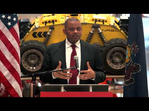 U.S. Secretary of Transportation Anthony Foxx Discusses Future of Transportation at Carnegie Mellon