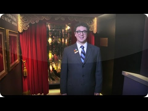 Late Night with Jimmy Fallon Interactive Backstage Tour: MUPPET PIPES