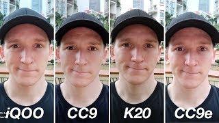 Redmi K20 vs Xiaomi CC9 CAMERA TEST vs CC9e vs iQOO Neo!
