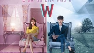 W - Two Worlds 더블유 Official Release Trailer || Korean drama 2016