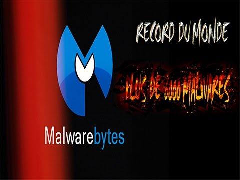 Record du monde de malwares
