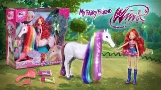 Winx Club Bloom & The Rainbow Horse Doll Review