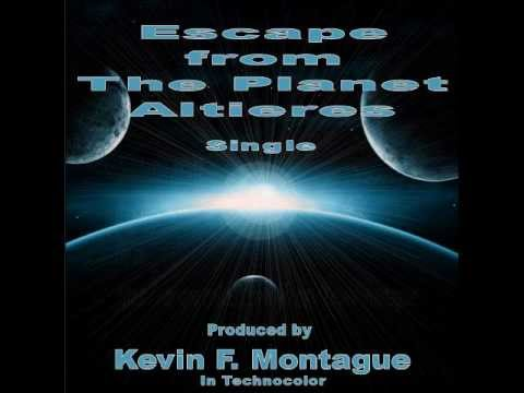 Escape from the Planet Altieres / Dune's Theme - By Kevin F. Montague