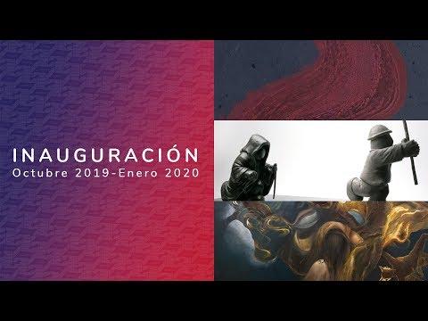 Video Inauguración  Octubre 2019 - Enero 2020 | LHCM