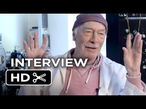 Hector and the Search For Happiness Interview - Christopher Plummer (2014) - Movie HD
