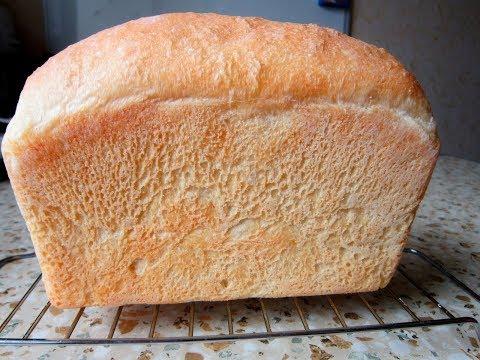 Домашний хлеб. ХЛЕБ КИРПИЧИК РЕЦЕПТ. Рецепт и выпечка домашнего белого хлеба в духовке.