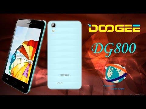 Review Español - DooGee DG800 Valencia