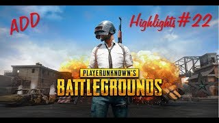 Playerunknown´s Battlegrounds Highlights #22, Endlich wieder ein Hendl