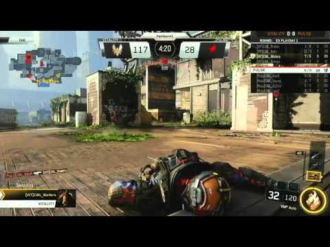 Vitality vs PuLse Gaming - Game 1 - CoD World League - Day 2 - Europe -
