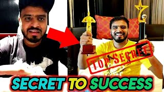 Amit Bhadana Reveals His SECRET TO SUCCESS On YouT