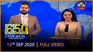 Live at 6.50 News –  2020.09.13