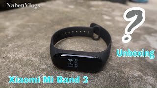 Xiaomi Mi Band 3 Unboxing ⌚ Best Budget Fitness Tracker!🔥🔥