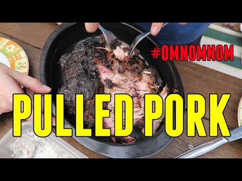 Pulled Pork (deutsch)  Grill-Pr0n #256