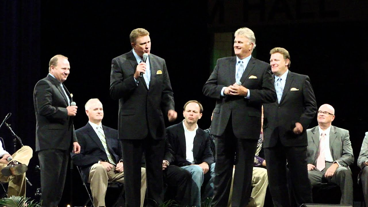 Nqc 2011 the kingdom heirs sing we will stand our ground youtube