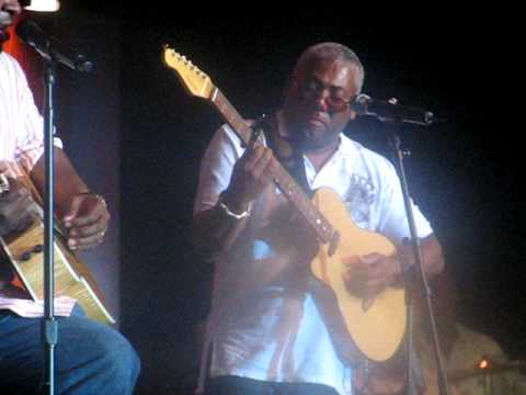 Wayman Tisdale w/ Jonathan Butler&Kirk Whalum - Jazzpel