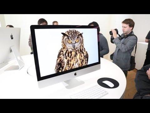 Apple's iMac 5K Retina Display