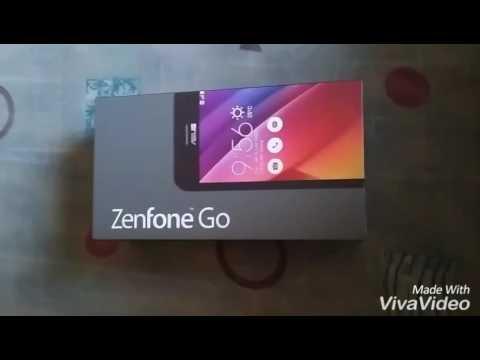 Zenfone go 5.5 unboxing
