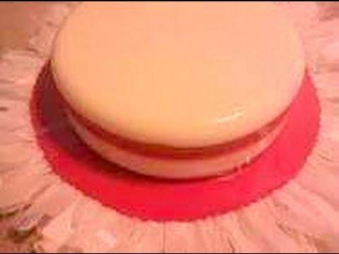 Receta y preparación de la gelatina de leche/ milk flavored gelatin