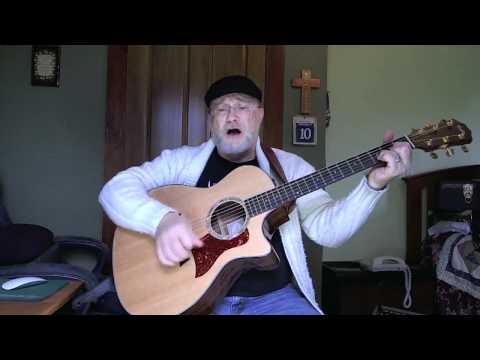 579 - Billy Grammer - Gotta Travel On - cover by 44George