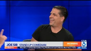 Comedian Joe Sib Talks Dad Jokes, Problems and Blessings on Father's Day