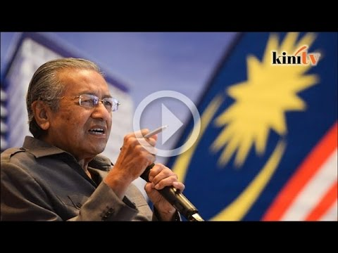 Orang tak tahu apa Ahmad Maslan cakap, kata Dr M