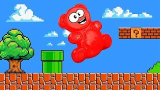 INCREDIBLE MARIO STYLE ADVENTURES FOR JELLY GUMMY BEAR
