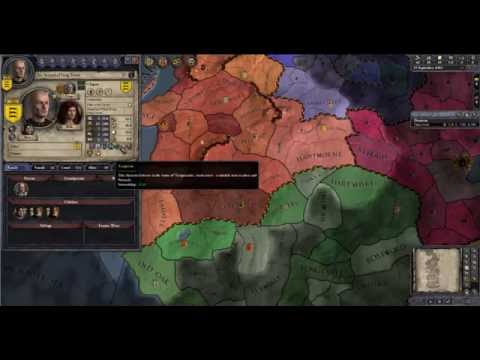 Let's Play CK2 Game of Thrones MOD pt-br Parte 1