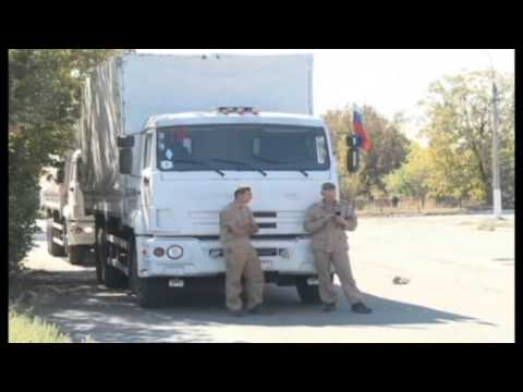 Russian Aid Invasion: Moscow sends fourth 'humanitarian' convoy into east Ukraine
