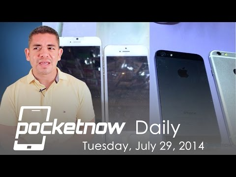 iPhone 6 phablet dates, more Google Nexus phablet details & more - Pocketnow Daily