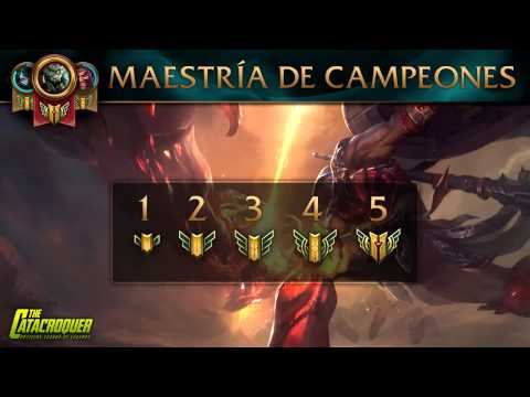 Maestr a de Campeones Nueva Caracter stica League of Legends