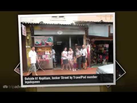 Jonker Street - Melaka, Melaka State, Malaysia