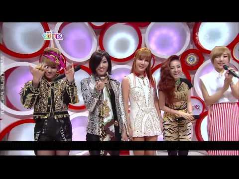 [NOLZA][Vietsub] 2NE1 - Interview (@ SBS Inkigayo Comeback Stage)