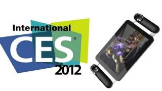 CES 2012_ Razer's New Gaming Tablet in Action - Preview
